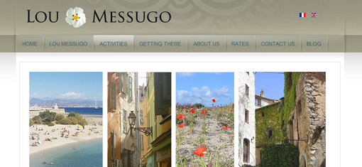 lou messugo website