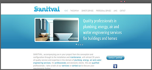 sanitval website